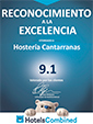Reconocimiento Hotels Combined
